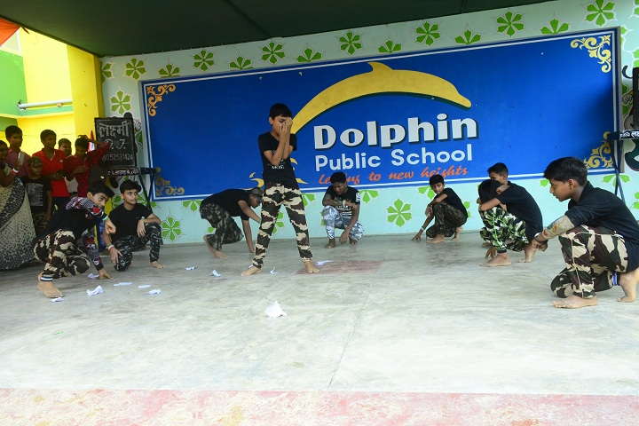 Dolphin Public School-Events