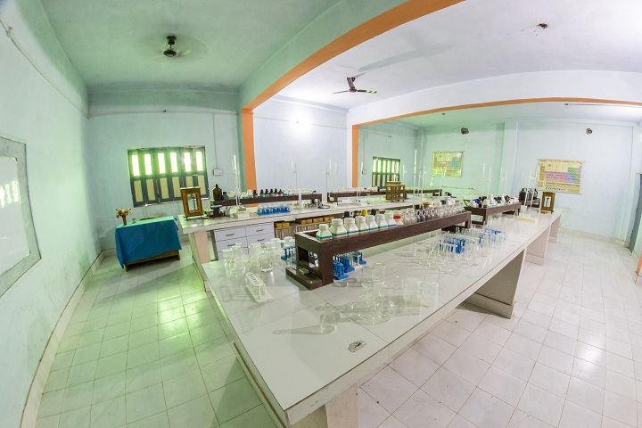 Dolphin Public School-Laboratory chemistry