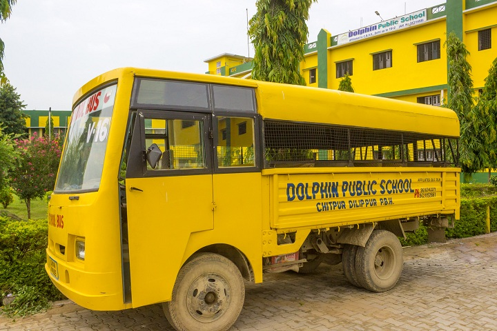 Dolphin Public School-Transport