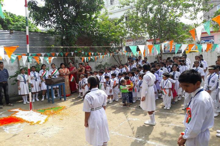 Shanti Niketan Sr Secondary School-Prayer
