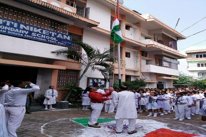 Shanti Niketan Sr Secondary School-Republic Day