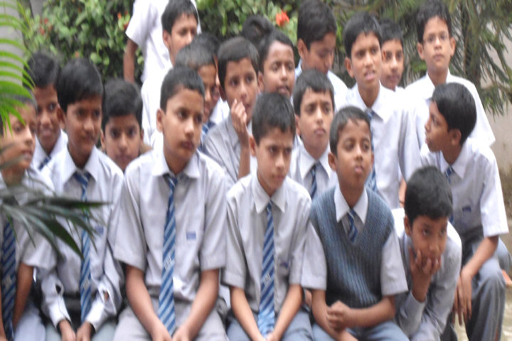 Shanti Niketan Sr Secondary School-Students