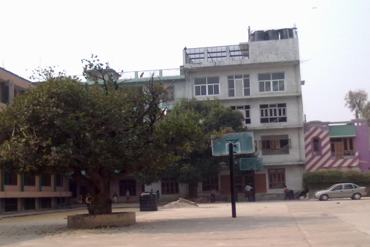 Don and Donna Convent School-Campus-View
