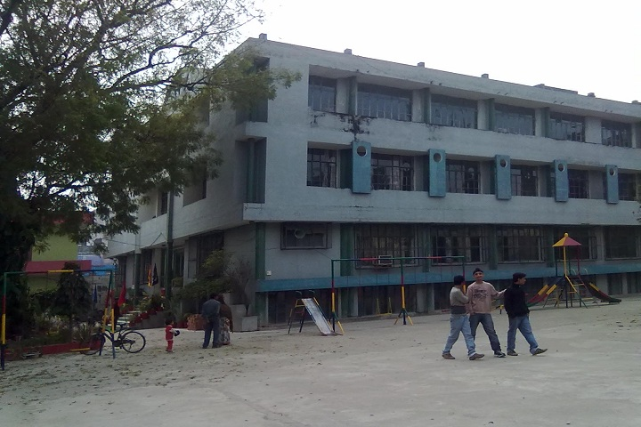 Don and Donna Convent School-Sports playground