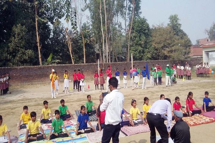 Don Bosco School-Yoga Day