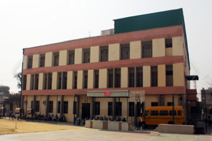 Doon International School-Campus-View