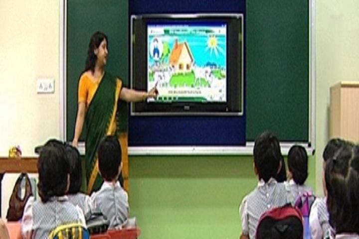 Doon International School-Classroom smart