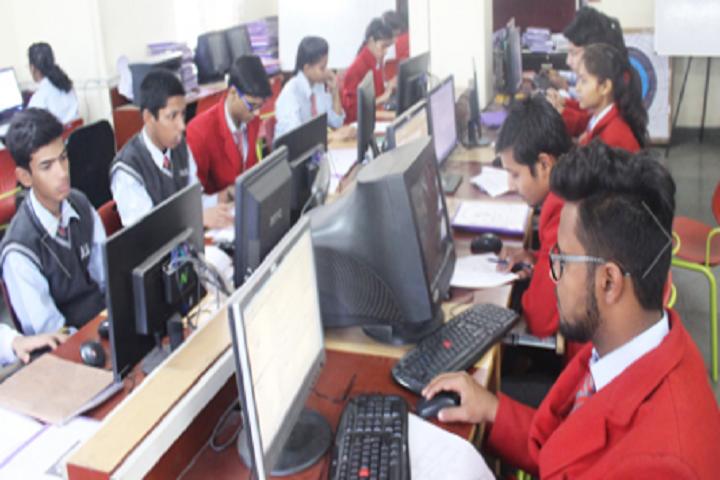 Doon International School-IT-Lab full view