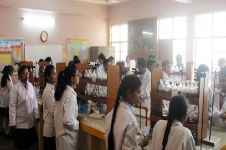 Doon International School-Laboratory chemistry