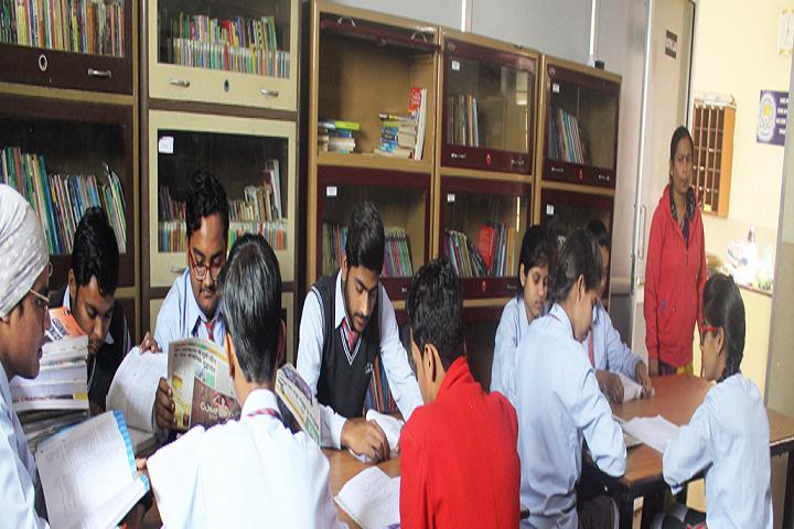 Doon International School-Library full view
