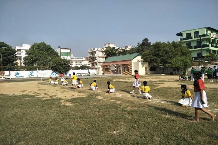 Doon International School-Sports kho kho