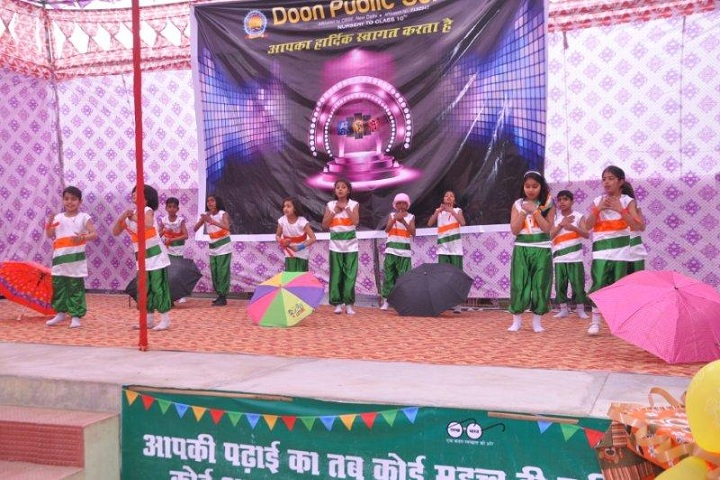Doon Public School-Events programme