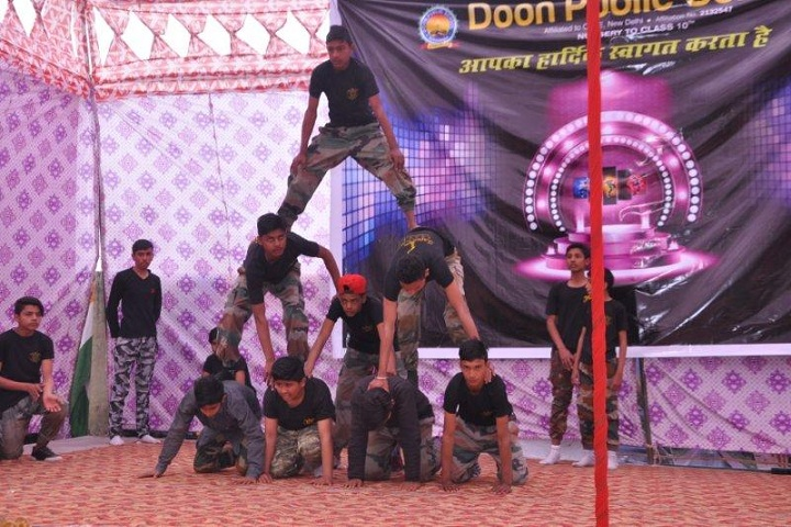 Doon Public School-Others programme