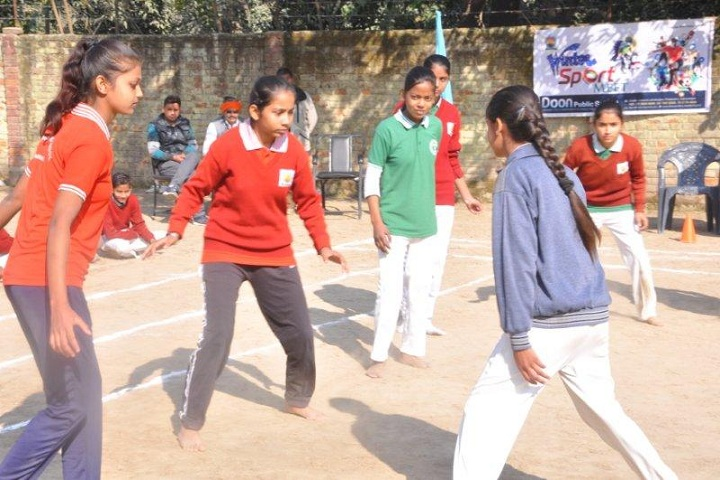 Doon Public School-Sports kabbadi