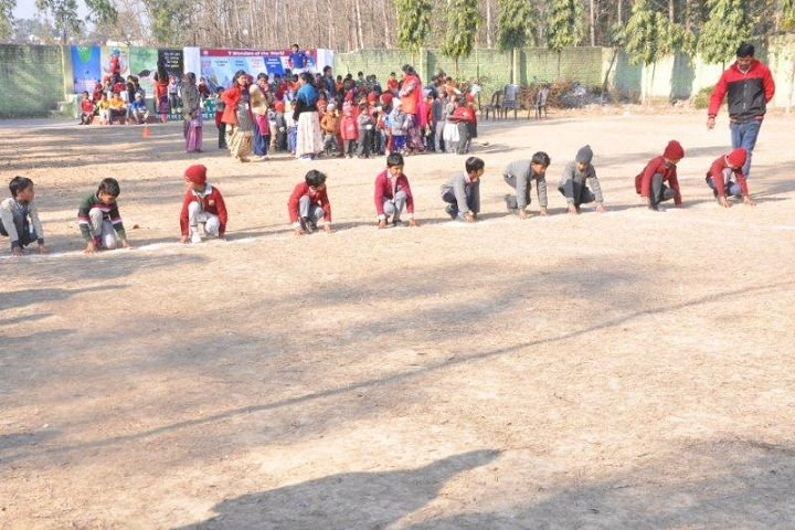 Doon Public School-Sports running