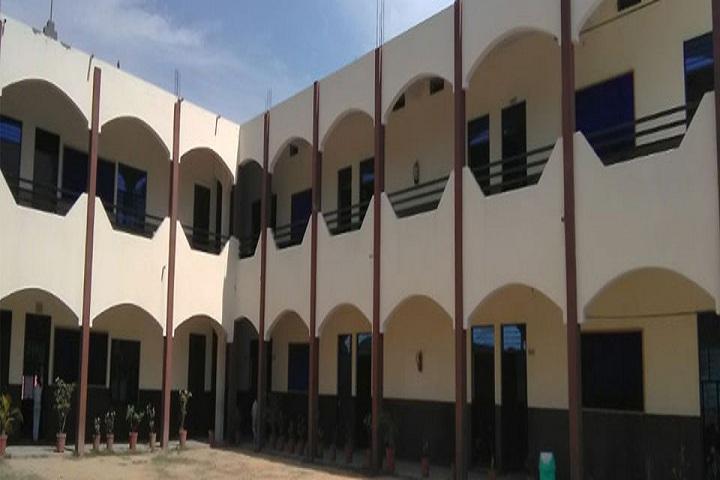 Doon Public School-Campus-View inside