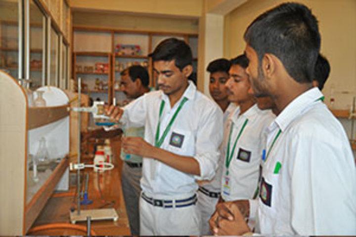 Shanti Smiriti Sambhawana Awasiva Uchh Vidyalaya-Chemistry Lab