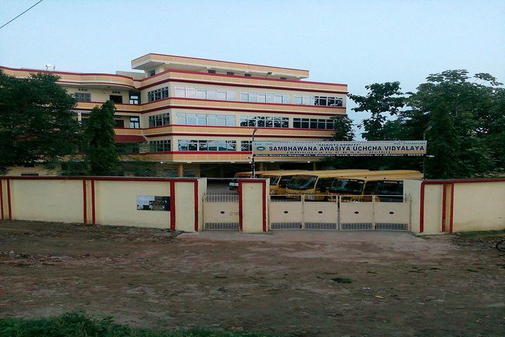 Shanti Smiriti Sambhawana Awasiva Uchh Vidyalaya-School Over View