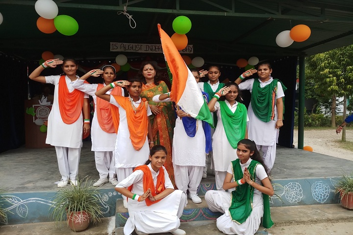Doons Pride Public School-Events republic day programme