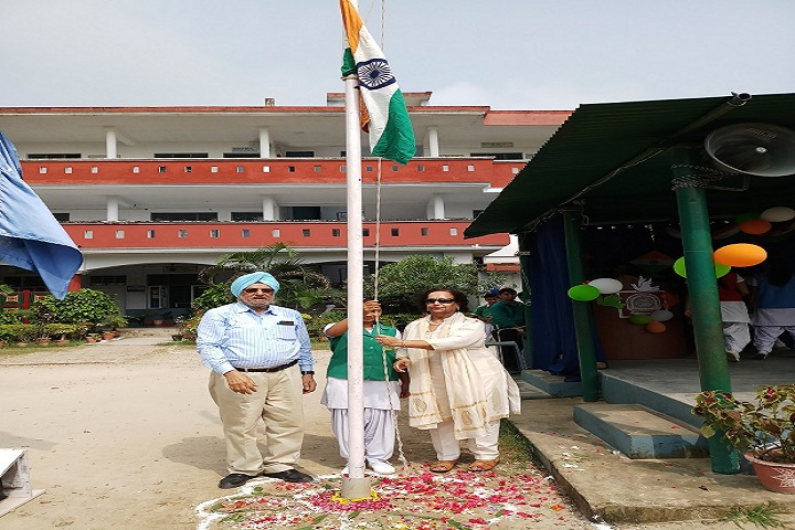 Doons Pride Public School-Events republic day
