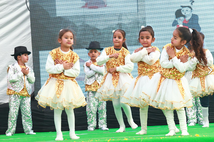 Dr Amrit Lal Isharat Memorial Sun-Events dance junior