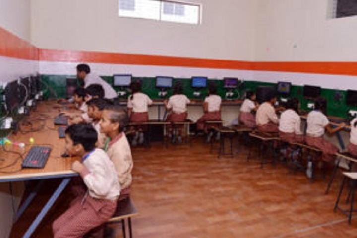 Dr G L Kanojia Public School-IT-Lab junior