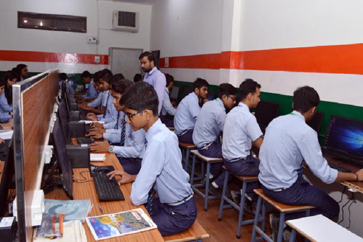 Dr G L Kanojia Public School-IT-Lab