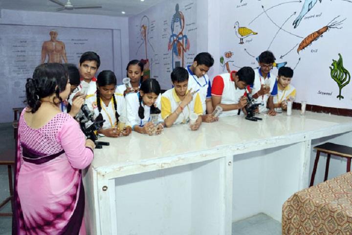 Dr G L Kanojia Public School-Laboratory biology