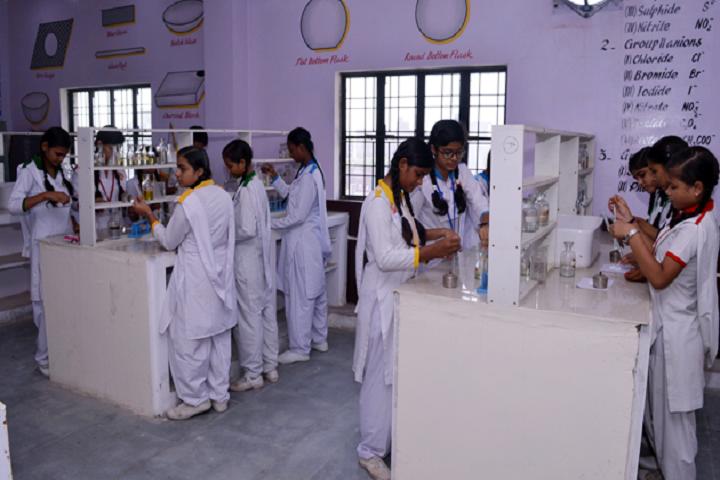 Dr G L Kanojia Public School-Laboratory chemistry