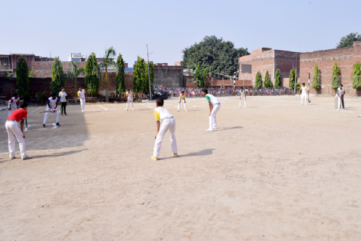Dr G L Kanojia Public School-Sports cricket