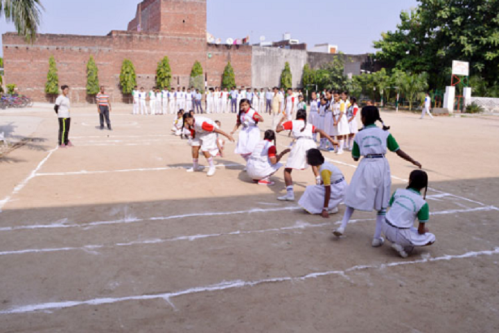 Dr G L Kanojia Public School-Sports kho kho