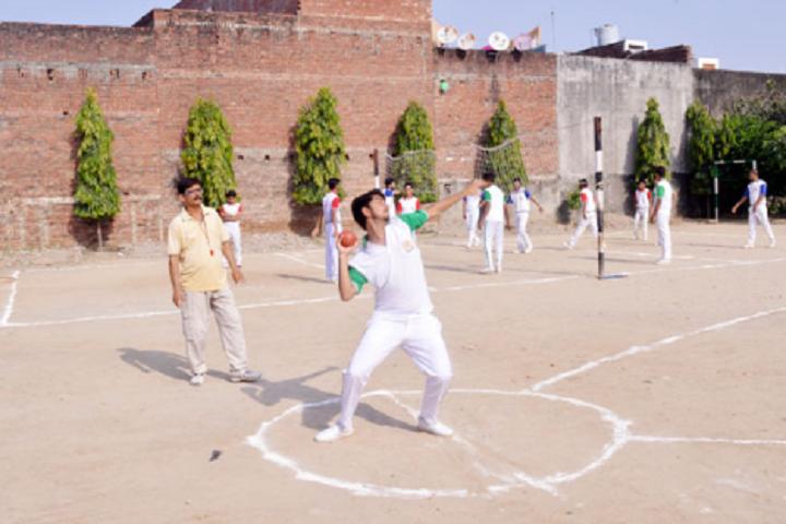 Dr G L Kanojia Public School-Sports
