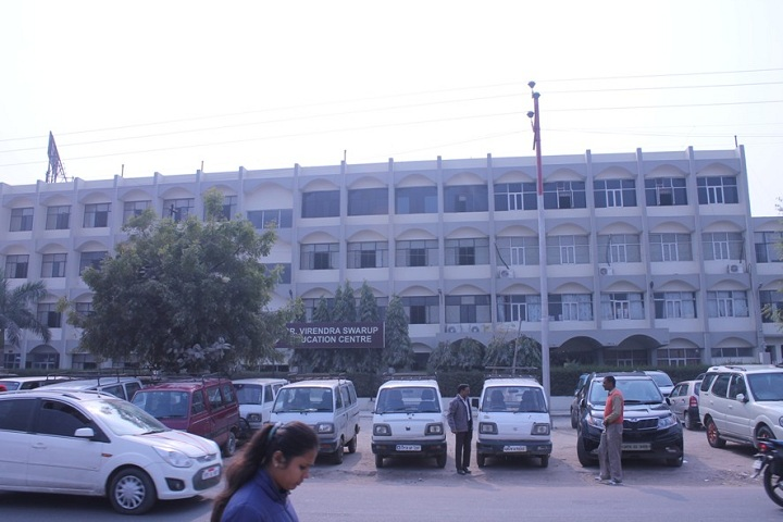 Dr Virendra Swaroop Education Centre-Campus-View full