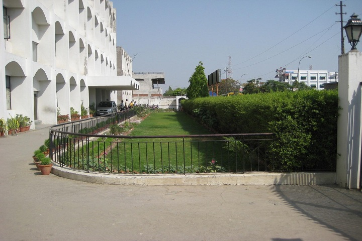 Dr Virendra Swaroop Education Centre-Campus-View