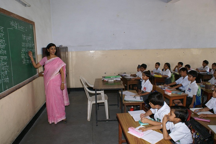 Dr Virendra Swaroop Education Centre-Classroom