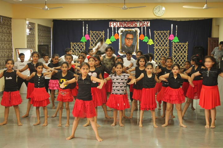 Dr Virendra Swaroop Education Centre-Events dance