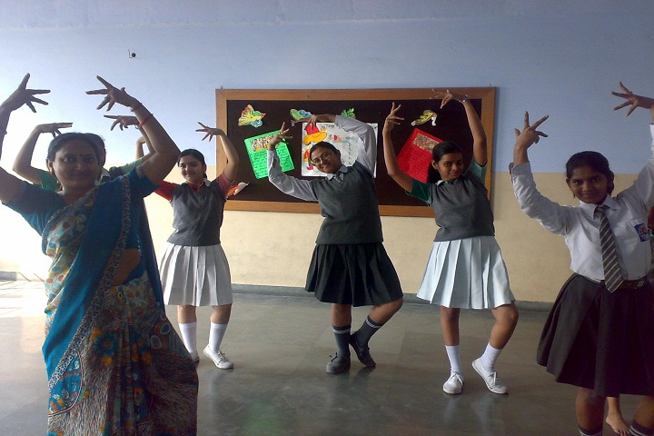 Dr Virendra Swaroop Education Centre-Others dance class