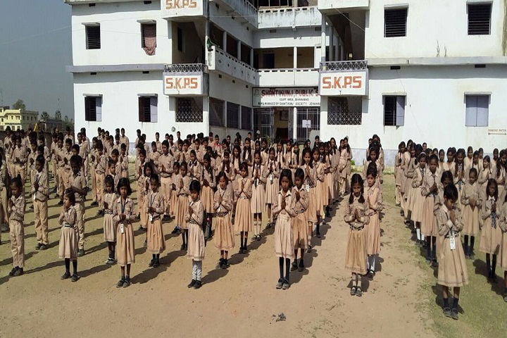 Shantikunj Public School-Assembly