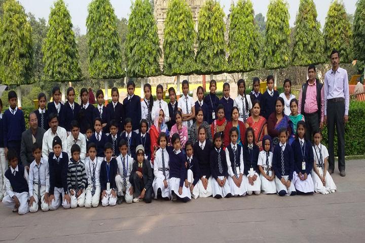 Shantikunj Public School-Group Photo