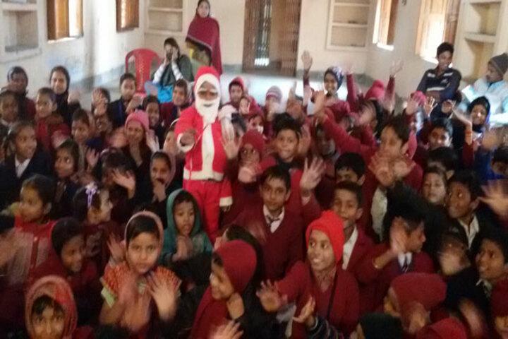 Shantikunj Public School-Christmas Celebrations