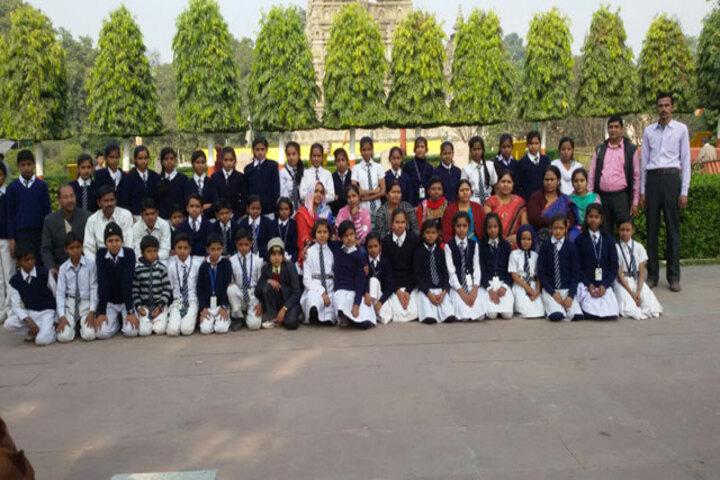 Shantikunj Public School-Educational tour