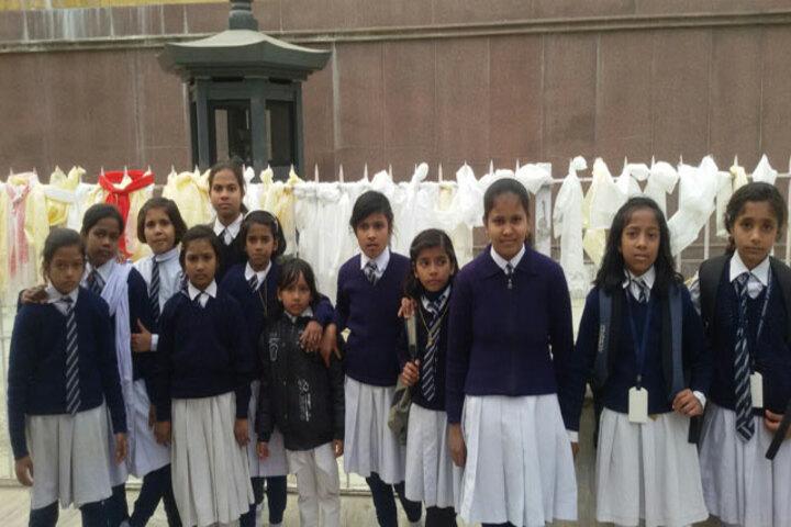Shantikunj Public School-Students