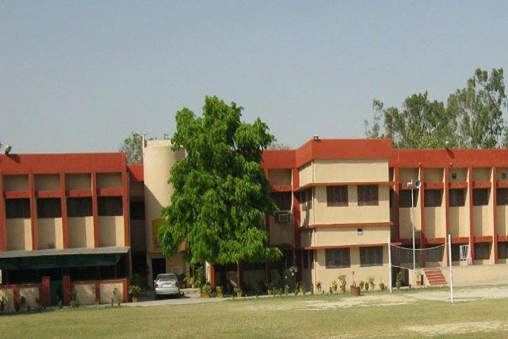 Dr Amrit Lal Ishrat Memial Sunbeam School-Campus-View