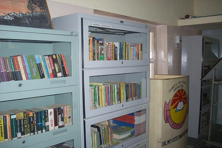 Dr Amrit Lal Ishrat Memial Sunbeam School-Library