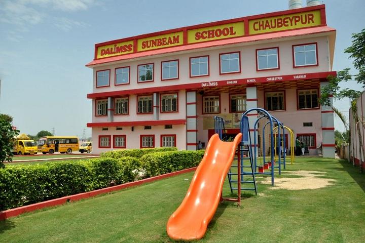 Dr Amrit Lal Ishrat Memorial Sunbeam School-Campus-View