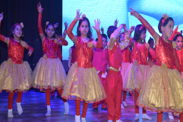 Dr Amrit Lal Ishrat Memorial Sunbeam School-Events function