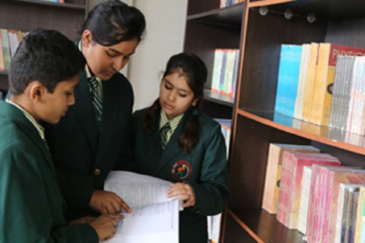 Dr MPS World School-Library