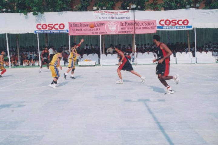Dr Maria Residential Academy-Sports