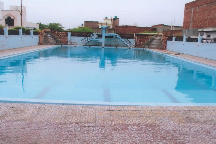 Dr Maria Residential Academy-Swimming pool