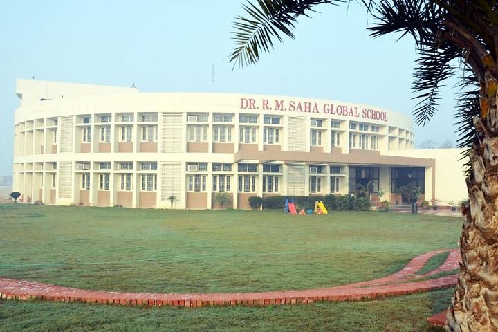 Dr RM Saha Global School-Campus Building